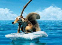 ice age 4 poster e1319732055519 206x150 New Trailer for Ice Age: Continental Drift Parodies The Artist