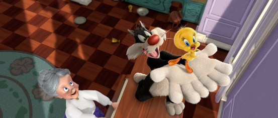 I Tawt I Taw A Puddy Tat 1 New Images Tease Upcoming Looney Tunes Short, I Tawt I Taw A Puddy Tat