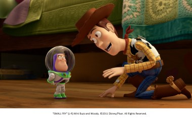 First Images and Synopsis from Pixars Toy Story Short   Small Fry