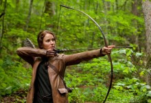 The Hunger Games Katniss Archer Still Jenna Lawrence 220x150 Theatrical Trailer for The Hunger Games is Here!