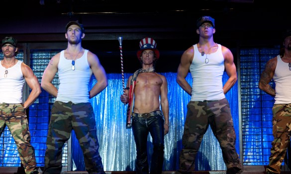 Magic Mike 585x350 Performance Capture: Our Favourite Matthew McConaughey Roles