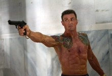 Sylvester Stallone Topless - Bullet to the Head