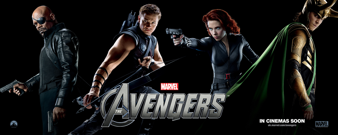 Two New UK Banners for The Avengers