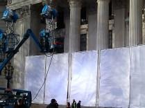 Skyfall Set Photo - London