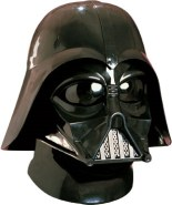 Darth Vader Helmet Win a Darth Vader Costume or Stormtrooper Helmet from Star Wars with Escapade