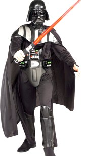 darth vader costume 306x600 Win a Darth Vader Costume or Stormtrooper Helmet from Star Wars with Escapade