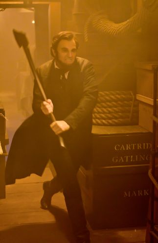 Two Exclusive New Images from Abraham Lincoln: Vampire Hunter