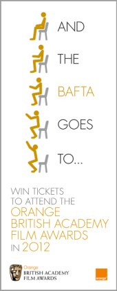 BAFTA competition banner 243x600 Win a Pair of Tickets to the BAFTA Awards Ceremony!