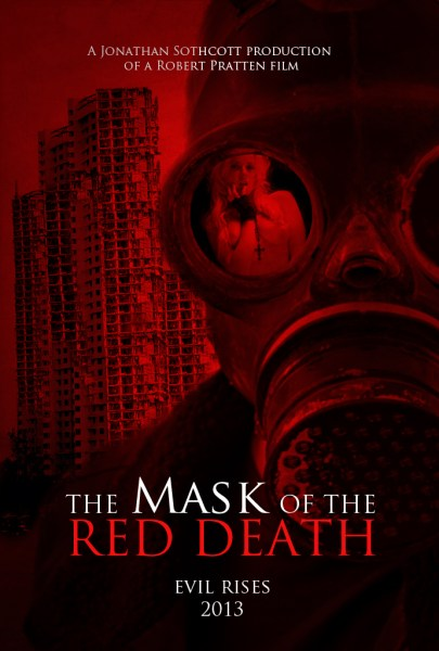 Mask of Red Death Teaser Poster 405x600 Teaser Poster and Synopsis Released for The Mask of Red Death Adapation