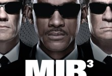 Men in Black 3 Poster 220x150 New Men in Black 3 Poster features 3 Men in Black