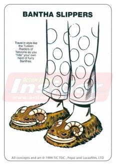 Star Wars Merchandise - Bantha Slippers