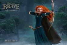 Brave wallpaper 1 220x150 Pixar's Brave gets a Fantastic Set of Character Wallpapers