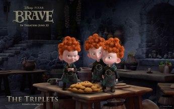 Pixar's Brave gets a Fantastic Set of Character Wallpapers