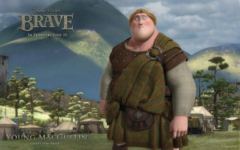 Pixar's Brave gets a Fantastic Set of Character Wallpapers