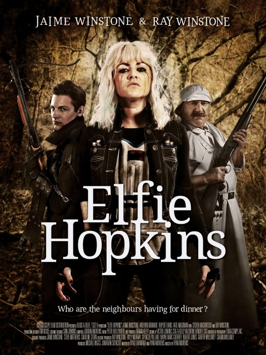 Elfie Hopkins Poster 450x600 The New Elfie Hopkins Trailer Invites you Down to the Woods Today