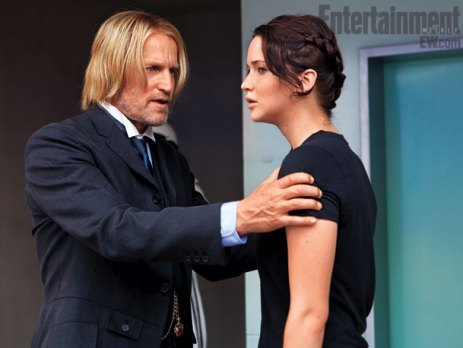 Three New Images from The Hunger Games