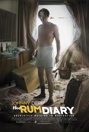 The Rum Diary The Rum Diary   Bluray Review