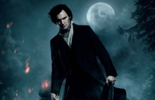 Abraham Lincoln Vampire Hunter UK Poster e1334842393976 220x142 Abraham Lincoln: Vampire Hunter UK Poster