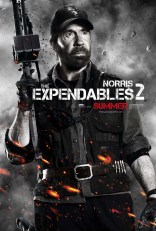 The Expendables 2 Norris