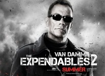 The Expendables 2 Van Damme e1335463259653 206x150 Boom! Here are the first Character Posters for The Expendables 2