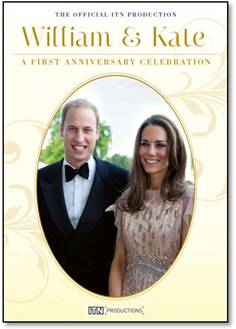 William and Kate DVD Win William & Kate   A First Anniversary Celebration on DVD