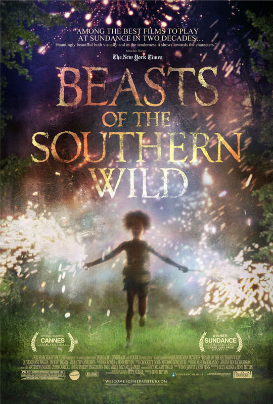 Beasts of the Southern Wild poster First Trailer and Poster for Sundance Favourite Beasts Of The Southern Wild