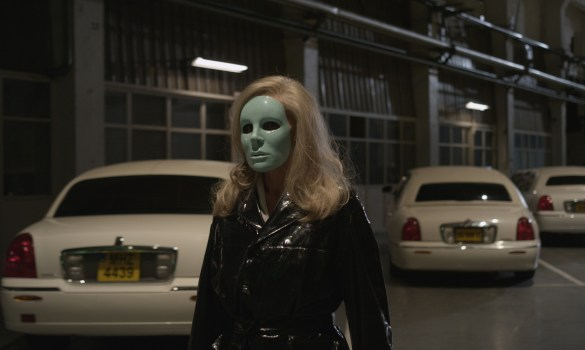Holy Motors 2 585x350 The HeyUGuys Instant Watching Viewers Guide   July 2013