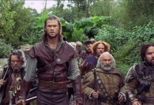 Snow White and the Huntsman Dwarves 220x150 Snow White and the Huntsman Sequel to be Centred on Chris Hemsworth?