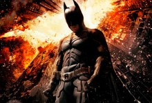 The Dark Knight Rises poster 220x150 Explosive New Poster Released for The Dark Knight Rises