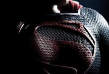Man of Steel hi res poster 220x150 Man of Steel gets an Awesome Teaser Poster – Superman Cast in Shadows