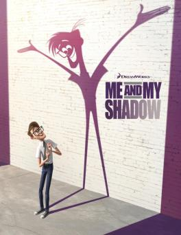 Me and My Shadow poster 463x600 First Poster for DreamWorks' Me and My Shadow