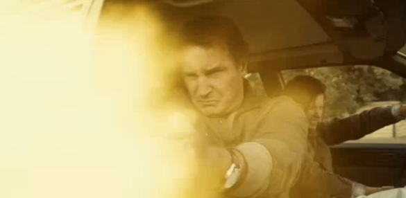Taken 2 Gunshot BLAM Taken 2 Blu Ray Review