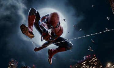 The Amazing Spider Man web 585x350 Marvel Boss Kevin Feige Updates on R Rated TV Possibilities & the Likelihood of a Spider Man Crossover