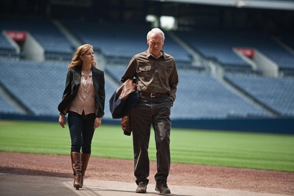 Clint Eastwood and Amy Adams in Trouble with the Curve 585x390 The HeyUGuys Instant Watching Guide September 16th 2013