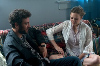 2 New Images of Josh Radnor & Elizabeth Olsen in Liberal Arts