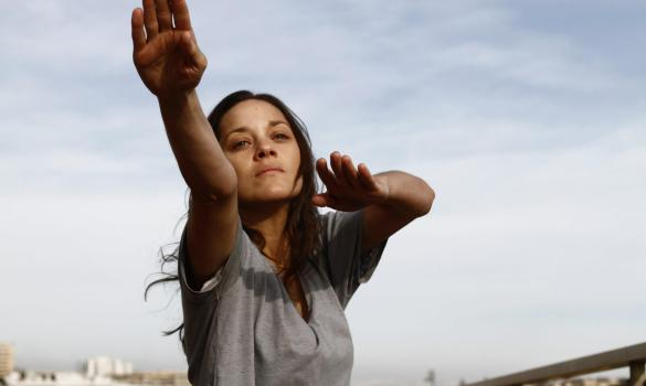 Marion Cotillard in Rust and Bone 585x350 The HeyUGuys Instant Watching Viewers Guide   July 2013