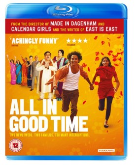 All in Good Time Packshot All in Good Time Interview Featurette   Reece Ritchie