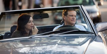 2 New Images of Emily Blunt & Colin Firth in Arthur Newman
