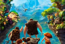The Croods Poster 220x150 New Trailer for DreamWorks' The Croods voiced by Nicolas Cage, Emma Stone & Ryan Reynolds