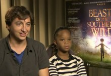 Beasts of the Southern Wild Junket 220x150 HeyUGuys Interview   Benh Zeitlin & Quvenzhané Wallis for Beasts of the Southern Wild