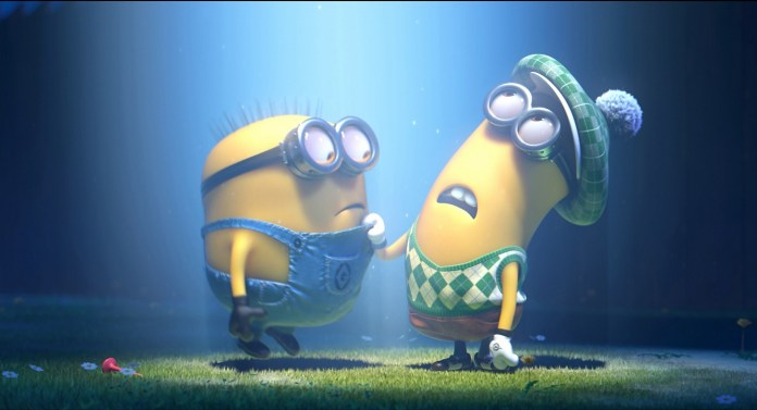 The First Trailer & Images Land for Despicable Me 2