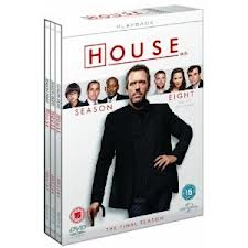 House House MD   Season 8 DVD Review