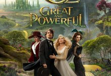 Oz The Great and Powerful Poster 220x150 New Clip from Sam Raimi's Oz the Great and Powerful – 'My Name is Oz'