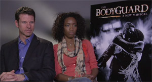 The Bodyguard The HeyUGuys Interview: Heather Headley and Lloyd Owen Talk The Bodyguard Musical