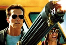 The Last Stand Poster  e1352957424185 220x150 Red Band Trailer for The Last Stand with Arnold Schwarzenegger