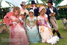 Austenland 220x150 First Look Image: Keri Russell in Austenland