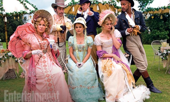 Austenland 585x350 The HeyUGuys Instant Watching Guide   March 3rd 2014