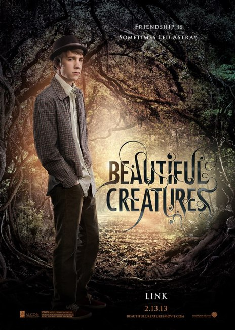 2 New Character Posters for Beautiful Creatures – 'Beyond the Light'