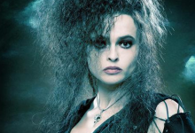 Helena Bonham Carter as Bellatrix Lestrange in Harry Potter 220x150 Harry Potter cast reunites for a Ninth 'Mini Movie'