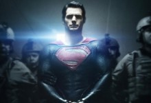 Man of Steel Poster e1354561439516 220x150 New Poster for Zack Snyder's Man of Steel – Superman in Chains